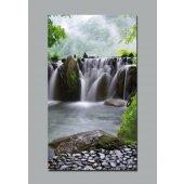 Plakat samoprzylepny - Wodospad