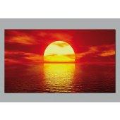 Plakat samoprzylepny - Zachód słońca