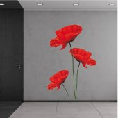 Poppy Wall Stickers