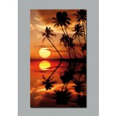 Poster da parete Sunset