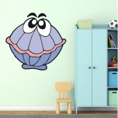 Seashell Wall Stickers