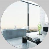 Specchio acrilico plexiglass - cerchi
