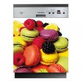 Spülmaschine Aufkleber Macarons