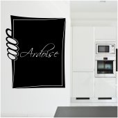 Sticker Ardezie Harta