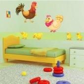 Sticker Pentru Copii Animale de la Ferma
