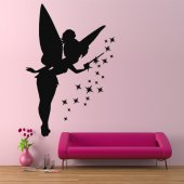 Sticker Tinker Bell