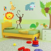 Stickere copii kit Animale