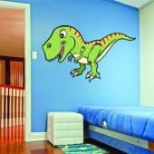 Autocollant Stickers enfant bebe tyrannosaure