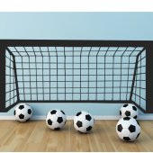 Stickers cage football
