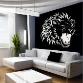 Stickers lion