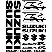 Autocollant - Stickers Suzuki Gsx r