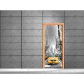 Taxi Door Stickers