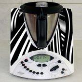 Thermomix TM31 Decal Stickers - Zebra