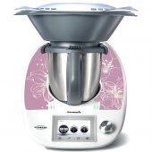 Thermomix TM5 Decal Stickers - Flowers