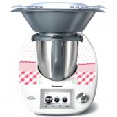 Thermomix TM5 Decal Stickers - Vichi Gingham
