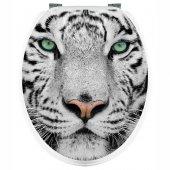 Tiger - Toilet Seat Decal Sticker