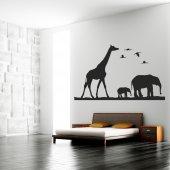 Vinilo decorativo África