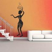 Vinilo decorativo Africana