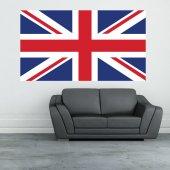 Vinilo decorativo bandera Inglés