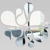 Wandspiegel aus Acrylglas Tropfen