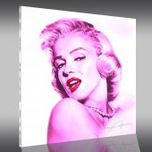 Acrylglasbild Marilyn Monroe