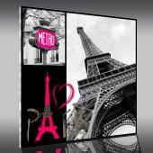 Acrylglasbild Paris