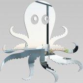 Akrylowe Lustro Plexiglas - Ośmiornica