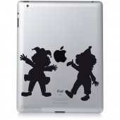 Circus - Decal Sticker for Ipad 2