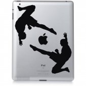 Football - Decal Sticker for Ipad 2