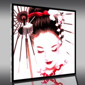 Geisha - Acrylic Prints