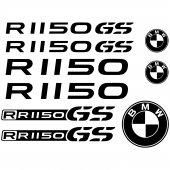 Naklejka Moto - BMW R 1150GS