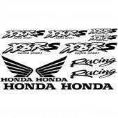 Naklejka Moto - Honda X8R-S