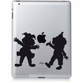 Naklejka na iPad 3 - Cyrk