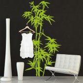 Naklejka wieszak - Bambus