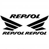 Repsol Aufkleber-Set