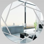 Round - Decorative Mirrors Acrylic