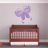 Sticker Pentru Copii Fluture