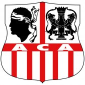 Stickers AC-AJACCIO 2