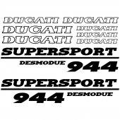 Autocollant - Stickers Ducati 944 desmodue