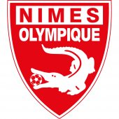 Stickers NIMES OLYMPIQUE