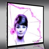 Tablou Plexiglas Audrey