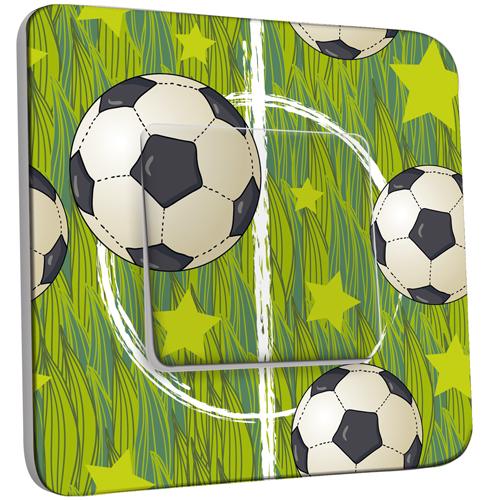 interrupteur d cor simple va et vient football 5 pas cher. Black Bedroom Furniture Sets. Home Design Ideas