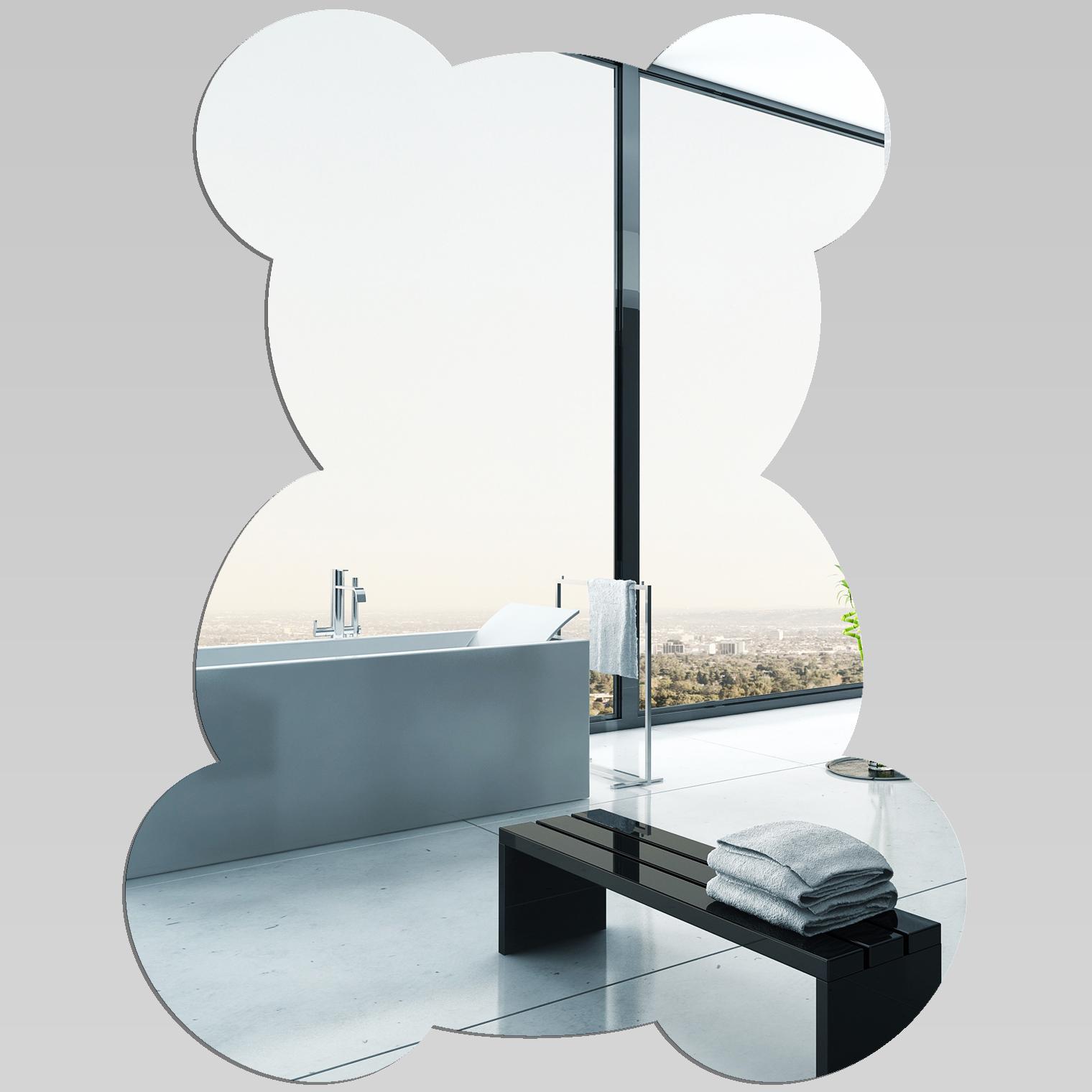 Miroir plexiglass acrylique b b ourson pas cher for Miroir acrylique incassable