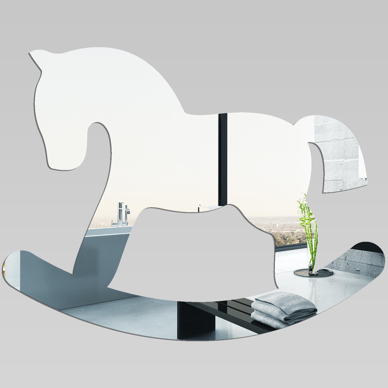 Miroir plexiglass acrylique cheval bascule pas cher for Miroir en acrylique
