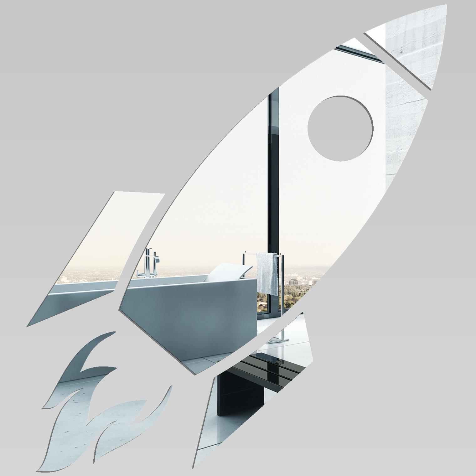 Miroir plexiglass acrylique fus e spaciale pas cher for Miroir acrylique