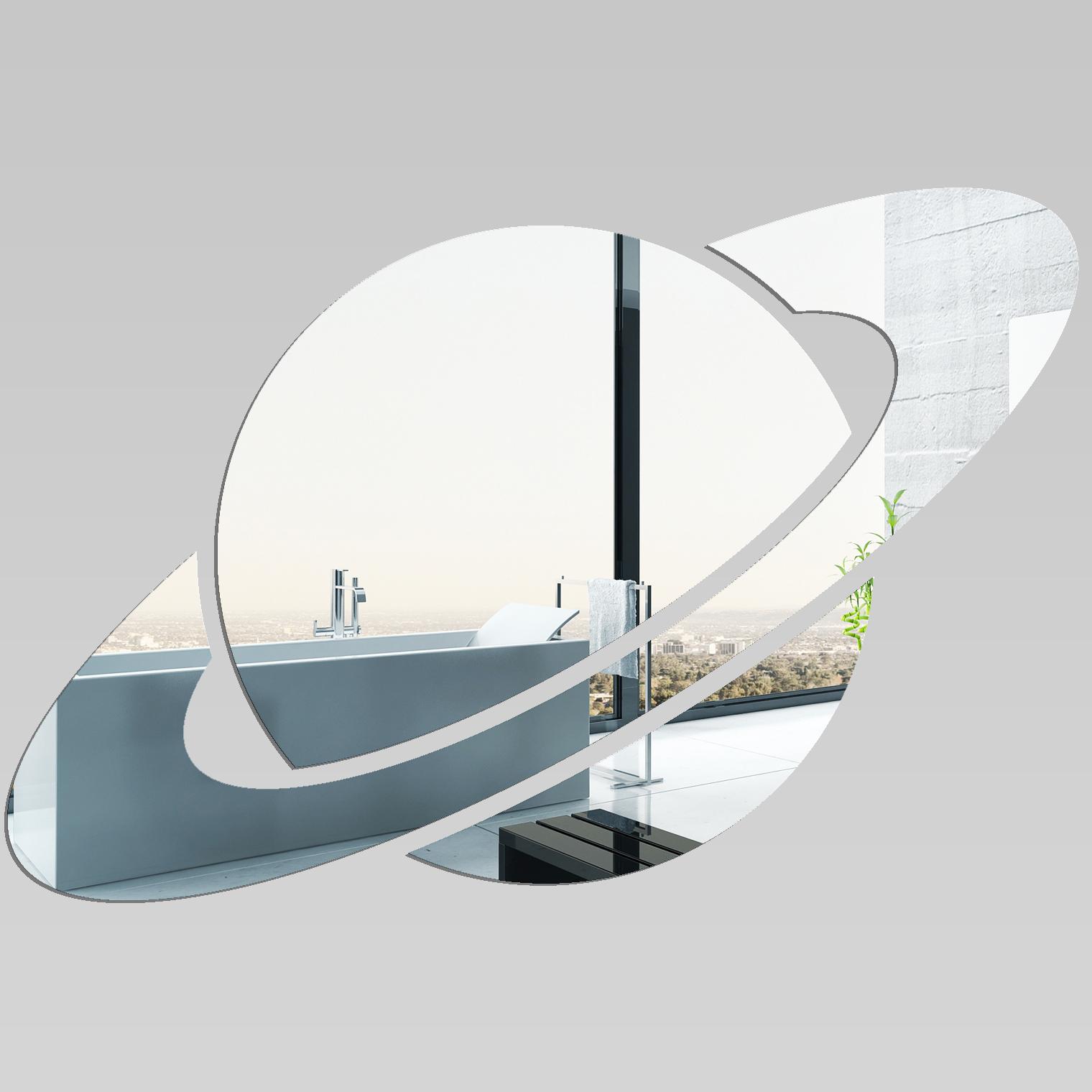 Miroir plexiglass acrylique jupiter pas cher for Miroir acrylique