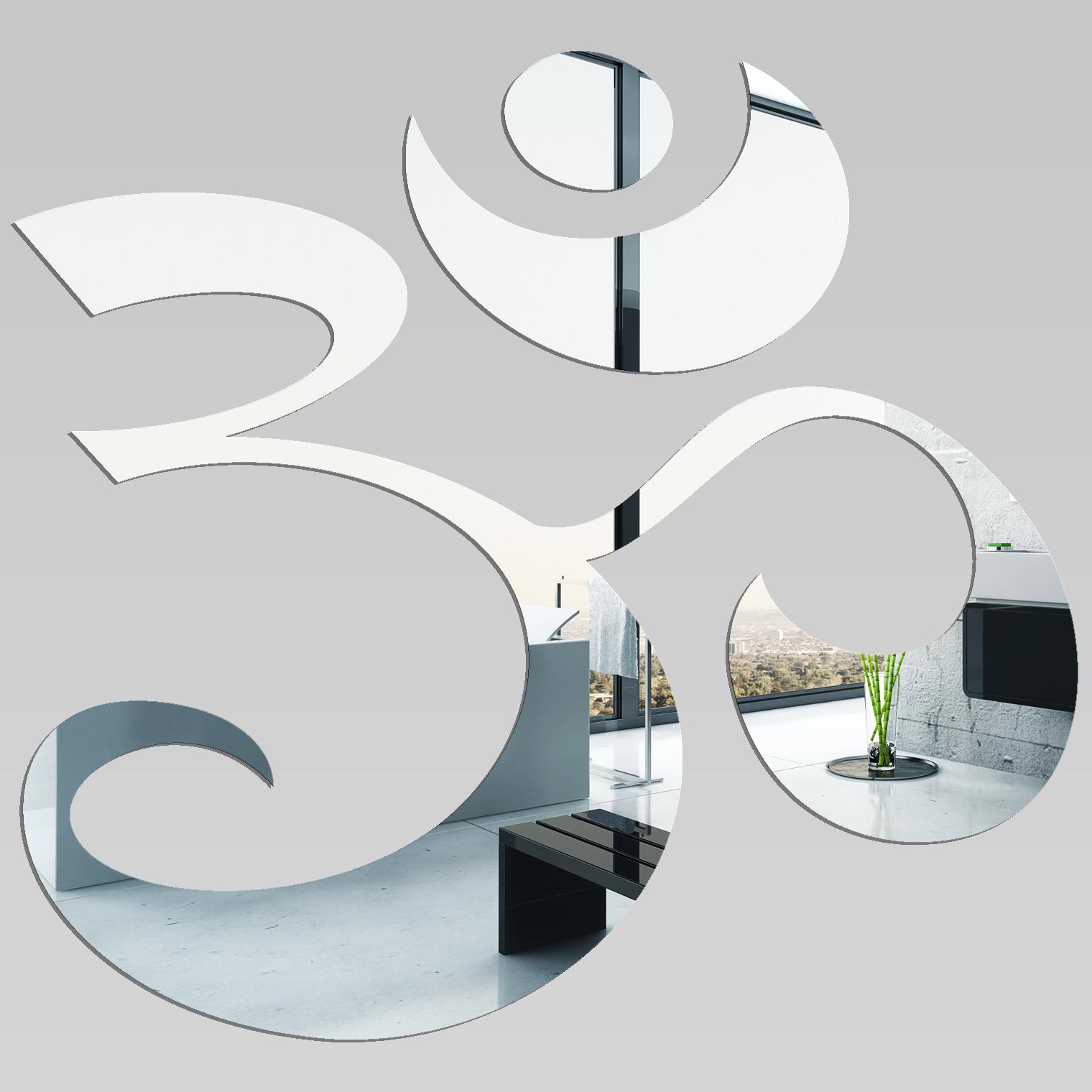 miroir plexiglass acrylique oriental 1 pas cher. Black Bedroom Furniture Sets. Home Design Ideas