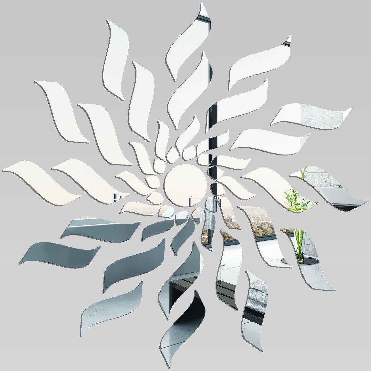 Miroir Plexiglass Acrylique Oriental Ref MIR-051