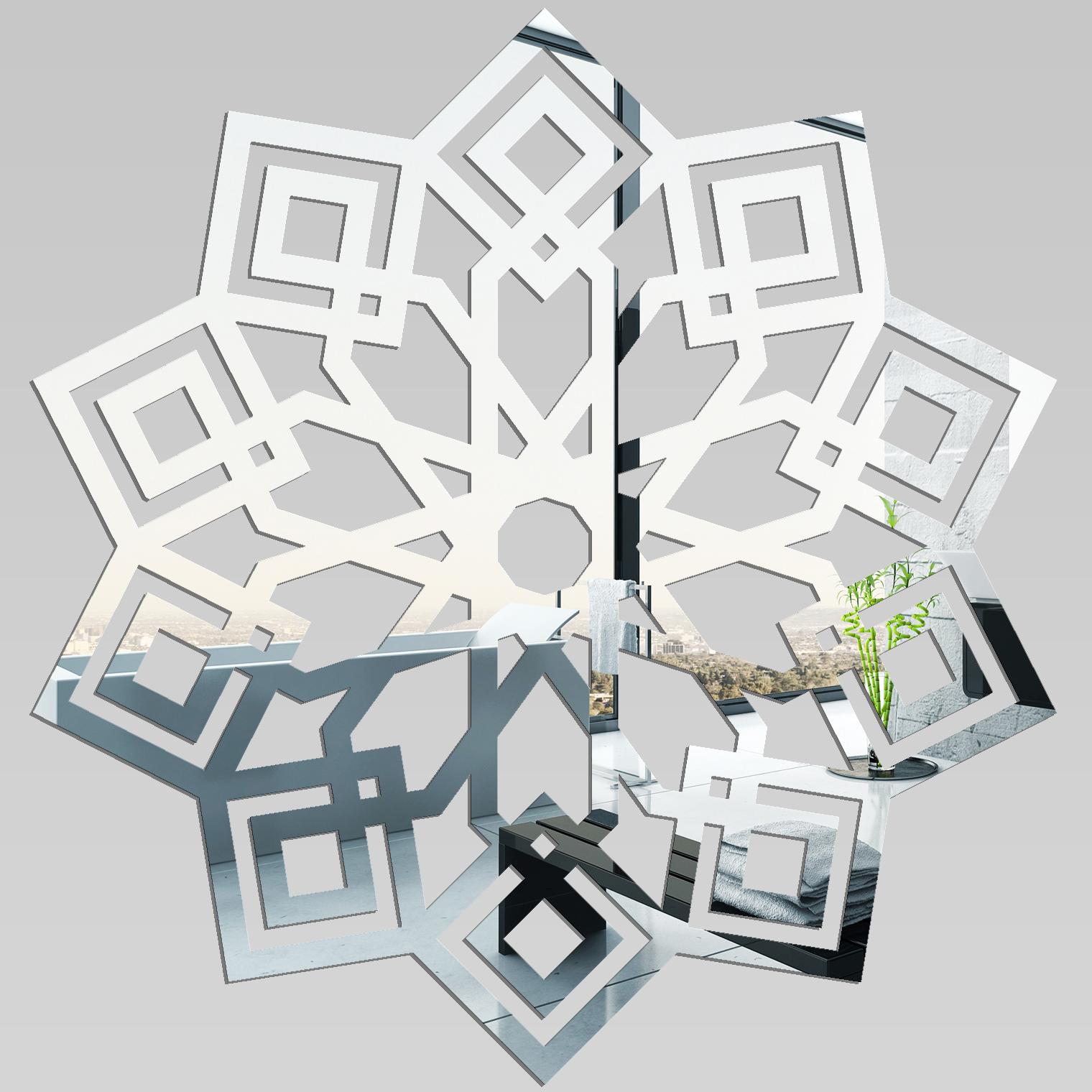 Miroir plexiglass acrylique oriental pas cher for Miroir oriental