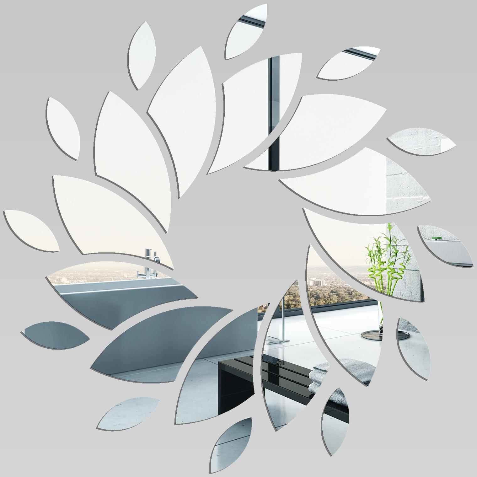 miroir plexiglass acrylique spirale p tale pas cher. Black Bedroom Furniture Sets. Home Design Ideas